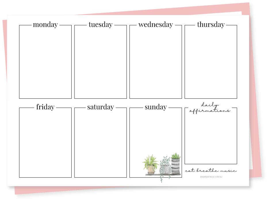 PopUp-Andrea-Finch-Design-Branding-Weekly-Planner